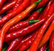 Kuigi Cayenne´i pipar võib oma võõrapärase nimetuse ja tulise loomusega eestlastes pisut skeptitsismi tekitada, väärib see taim nii maitseaine kui terviseturgutajana kohta autahvlil. Piparde tulisust mõõdetakse Scoville´i skaala kuumusühikutes(ingl. k. Scoville heat unit ehk SHU). Enamus cayenne´i pipraid jääb tulisuselt 30 000 ja 50 000 SHU vahele, kuid mõned Aafrika Cayenne´i pipra sordid võivad ulatuda […]