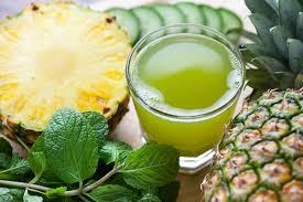ananass ja kurk