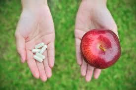 tabletid ja õun