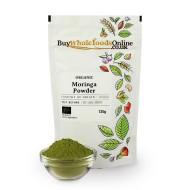 MOMENDIL OTSAS!  Orgaaniline moringa on konkurentsitult kõige kõrgema ORAC-i (oxygen radical absorbance capacity)ehk antioksüdantse väärtusega taim maailmas. Moringa kõrvaltoimeid pole teada, küll aga sobib see suurepäraselt põletikuvastase toidusedeli osaks.  Kasutamine: lisage moringat 1/2-1 tl smuutisse või mahlale.  Pakis on 125 g orgaanilist moringa pulbrit.