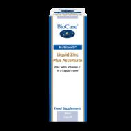 Tsinkaskorbaat vedeliku vormis 30 ml  Kõrge biosaadavusega vedelik, mis sobib hästi neile, kellele ei meeldi kapsleid neelata. Hea lastele ja vanemaealistele Tsink ja C-vitamiin aitavad hoida immuunsüsteemi normaalsena Tsink ja C-vitamiin on antioksüdandid, mis kaitsevad rakke oksüdatiivse stressi eest Tsink toetab normaalset süsivesikute ainevahetust Tsink toetab kognitiivset funktsiooni Ühest pudelist jätkub ca 73 päevaks