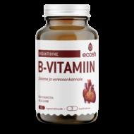 Optimaalsete dooside ja kiirelt organismi jõudev BIOAKTIIVNE B-VITAMIINI KOMPLEKS SÜDAMELE aitab kaasa südame ja veresoonkonna normaalsele talitlusele, väsimuse ja kurnatuse vähenemisele ja vananemise pidurdamisele. Toode sobib kõigile täisealistele, eriti 50+ vanustele.