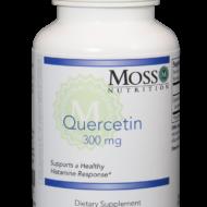 Kvertsetiin on tugevatoimeline antioksüdant. Tegemist on ühe kõige rohkem uuritud bioflavonoidiga, millel on rohkelt põletikuvastaseid ning antioksüdatiivseid omadusi. Kvertsetiin on ka võimas looduslik antihistamiinikum ja põletikuvastane ühend.    TOOTEINFO  1 kapsel sisaldab 300 mg kõrge kvaliteediga kvertsetiini.  Lisaained: Hüpromelloos )kapsel), mikrokristalliline tselluloos, taimne stearaat, silikoondioksiid